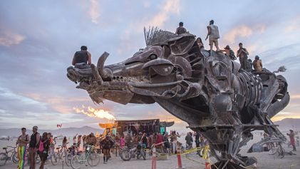 These Photos Prove How Wild Burning Man Really Is