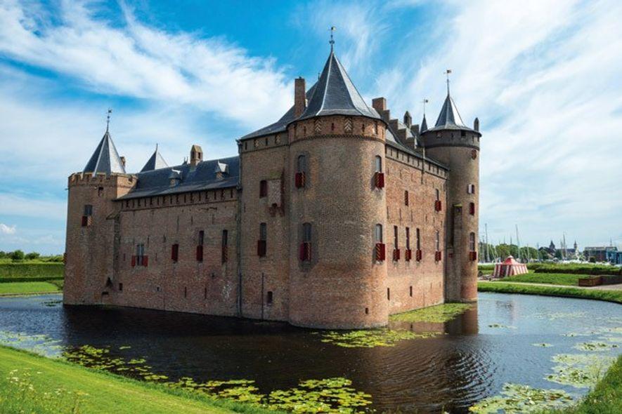 Amsterdam Castle Muiderslot