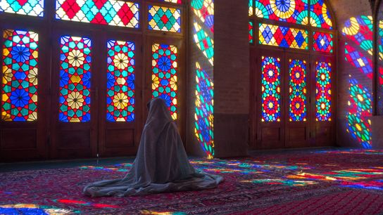 Nasir al-Molk Mosque, Iran