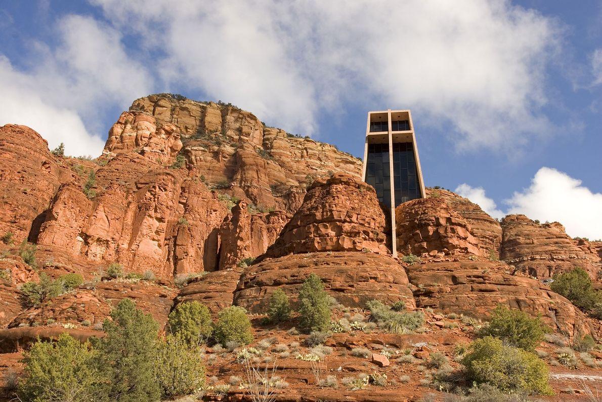 Chapel of the Holy Cross, Arizona, United States