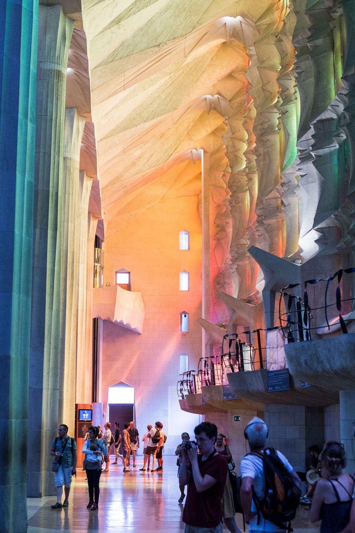 La Sagrada Família, Spain