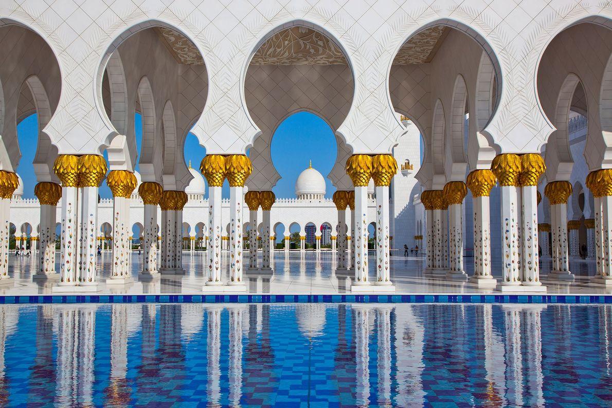 Shaikh Zayed Grand Mosque, Abu Dhabi