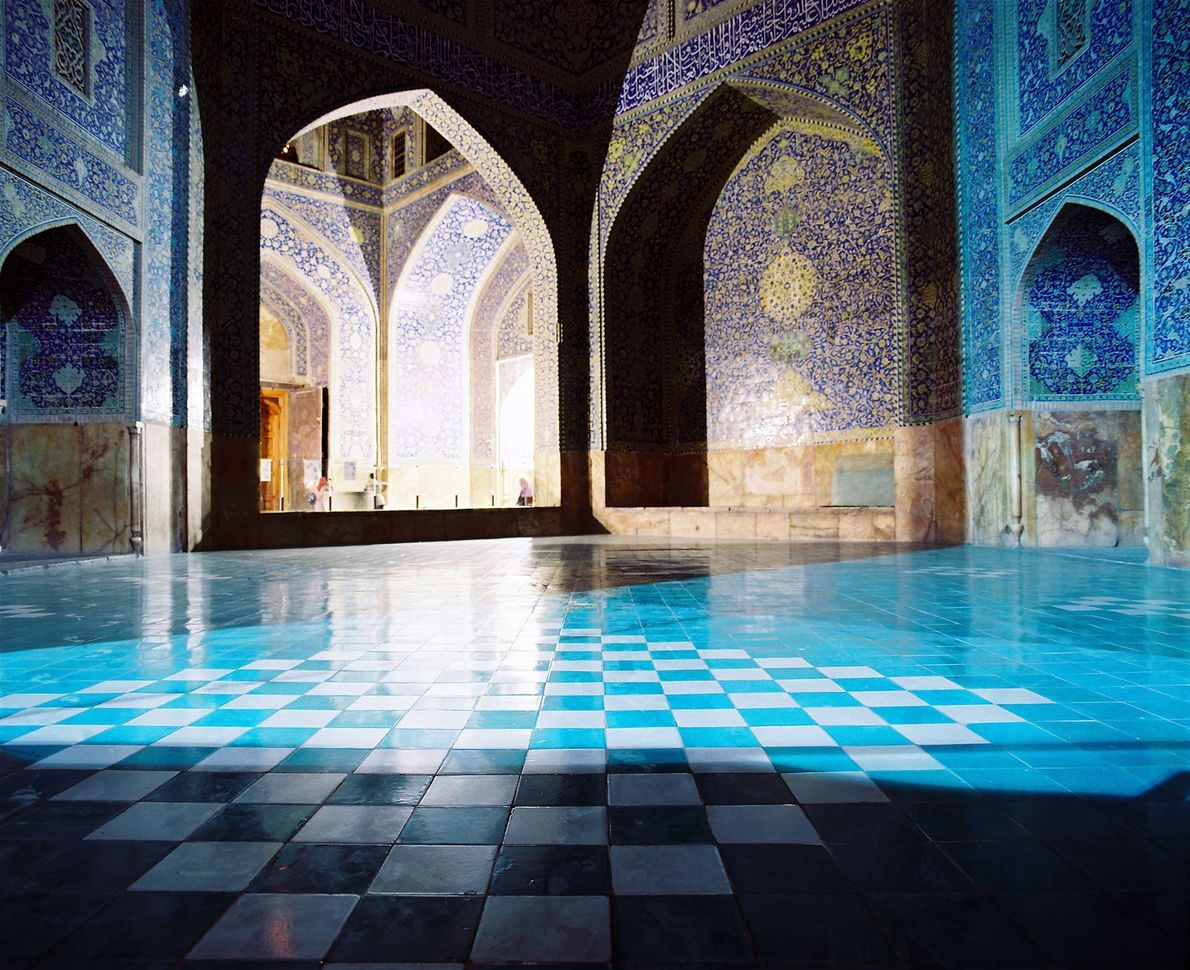 Great Mosque of Isfahan, Iran