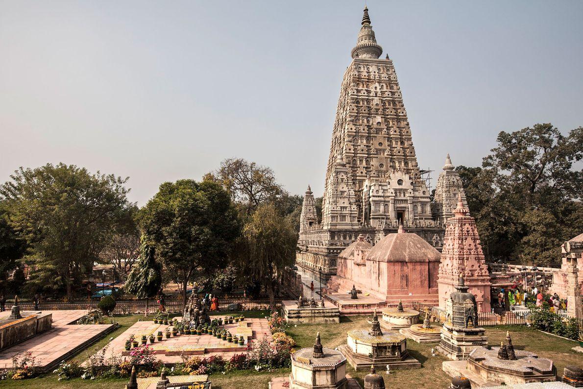 Mahabodhi Temple, India