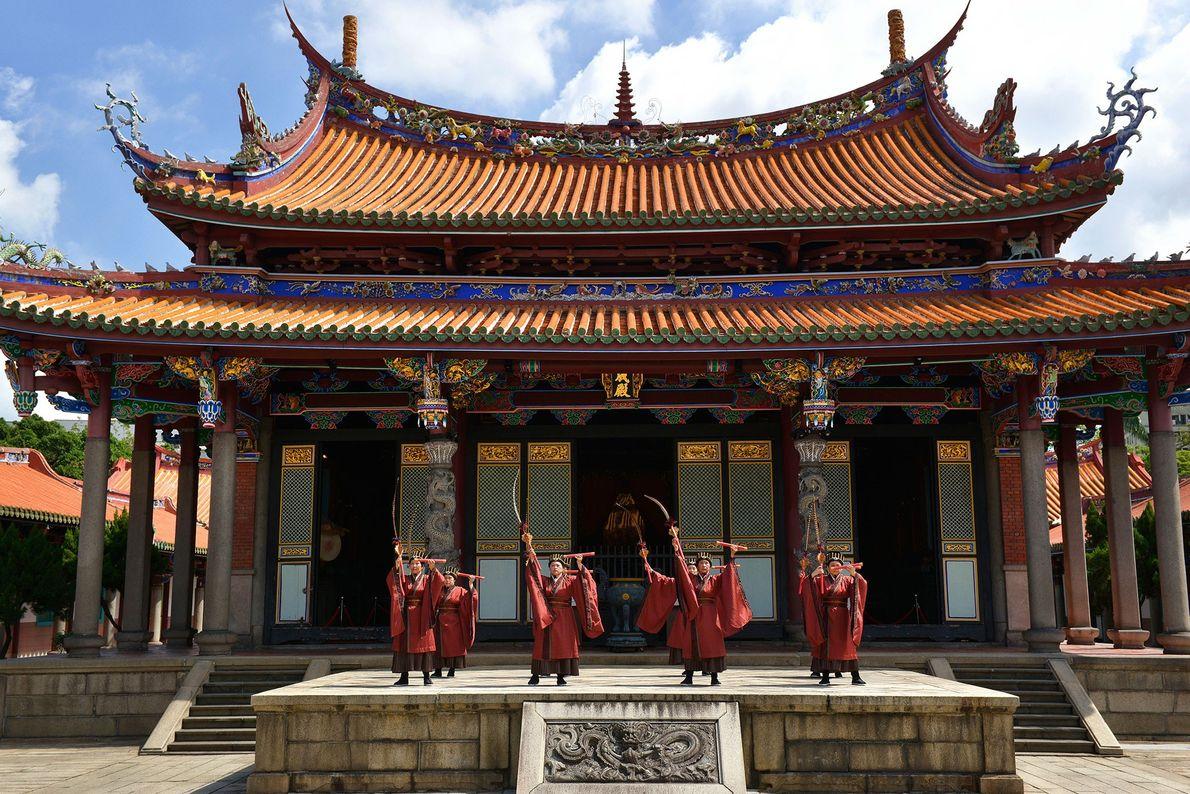 Temple of Confucius, Taiwan