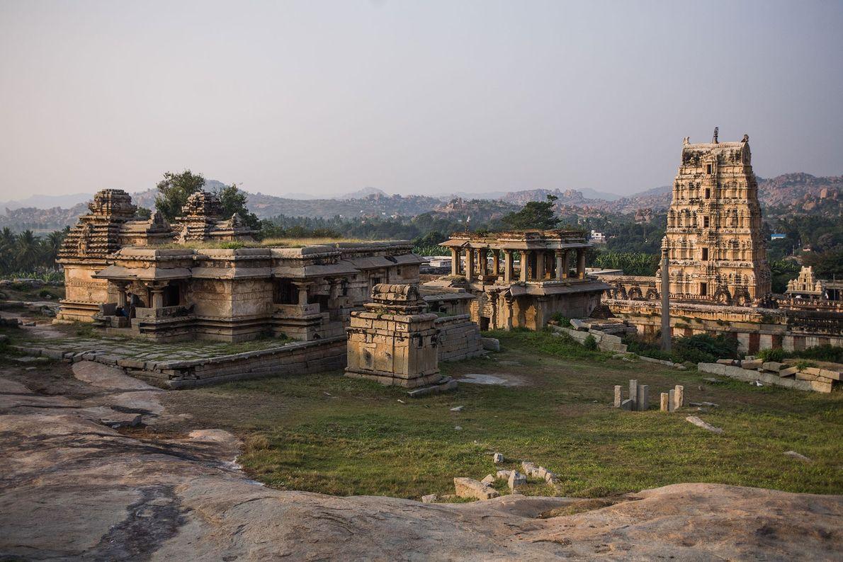 Virupaksha Temple, India