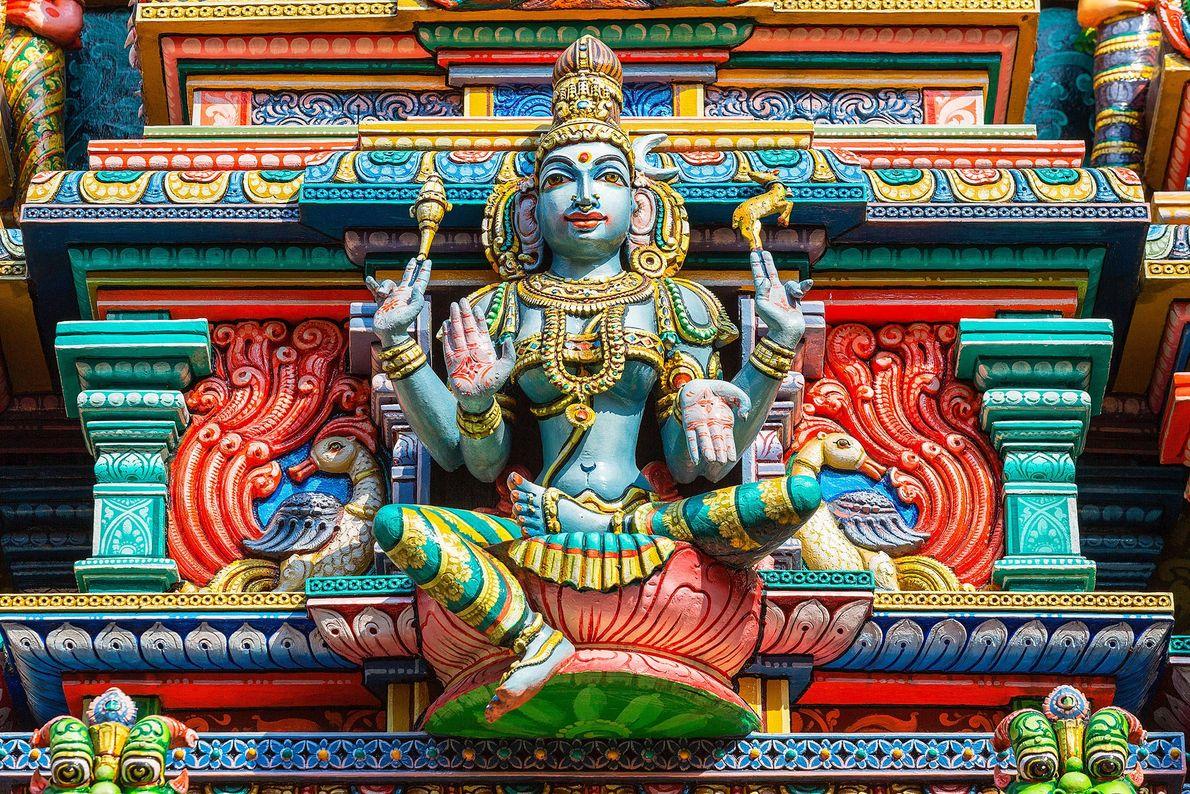 Sri Maha Mariamman Temple, Thailand