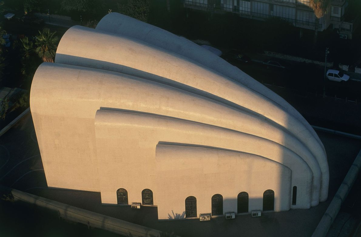 Hechal Yehuda Synagogue, Israel