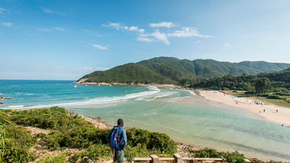 Hong Kong: The sound of the sea