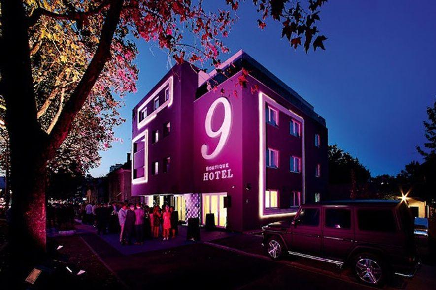 Hotel 9, Zagreb