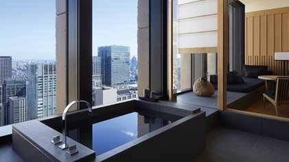 Rooms under £500: Tokyo