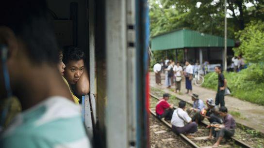 The Mandalay Express.