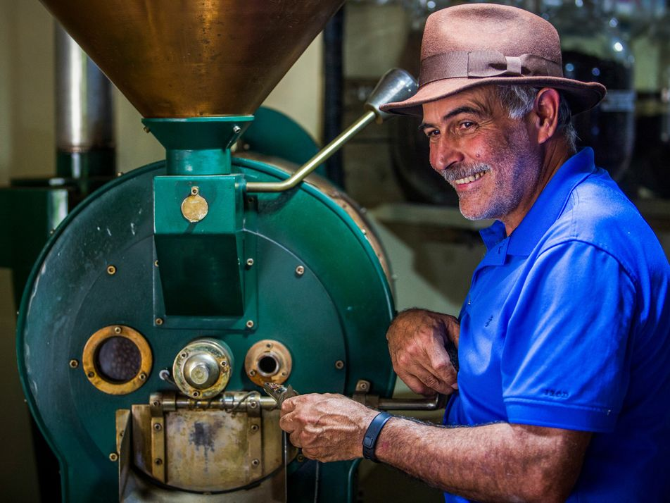 Meet the maker: the keeper of Puerto Rico's coffee-making traditions