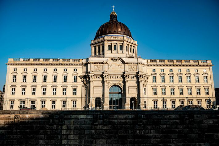 Occupying a rebuilt Prussian palace in the heart of Berlin, the Humboldt Forum is at the ...