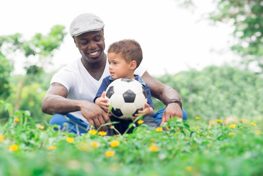 Worldwide, 64% of parents think their children have fewer opportunities to play than they did as ...