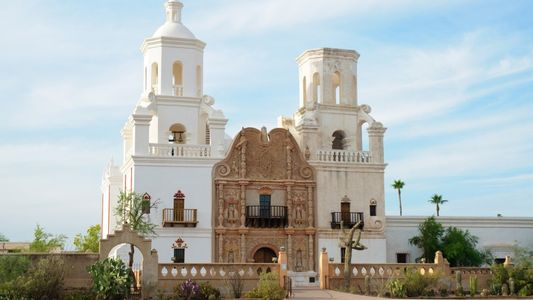 Arizona: Mission San Xavier