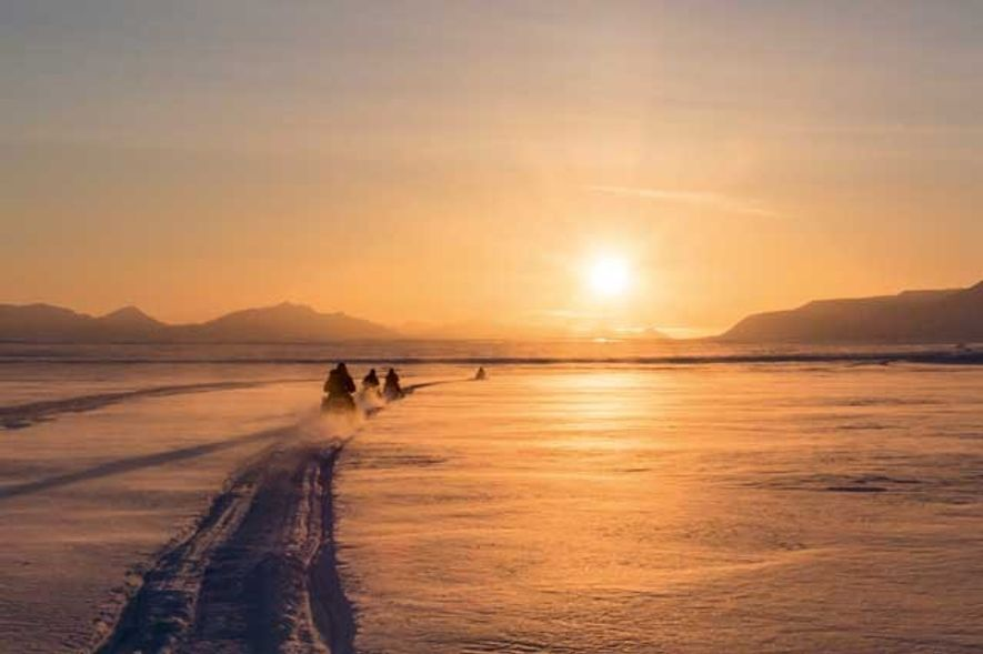 Svalbard: Winter's spell