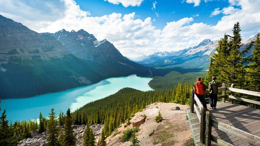 Alberta's Best Road Trip: The Canadian Rockies