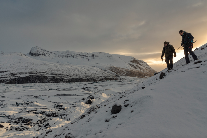 Iceland has long been used as a film set for its otherworldly qualities – much of the ...