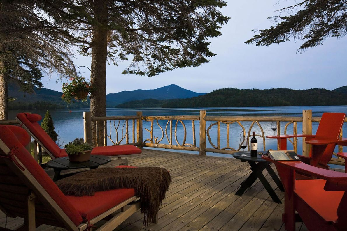 LAKE PLACID LODGE, LAKE PLACID