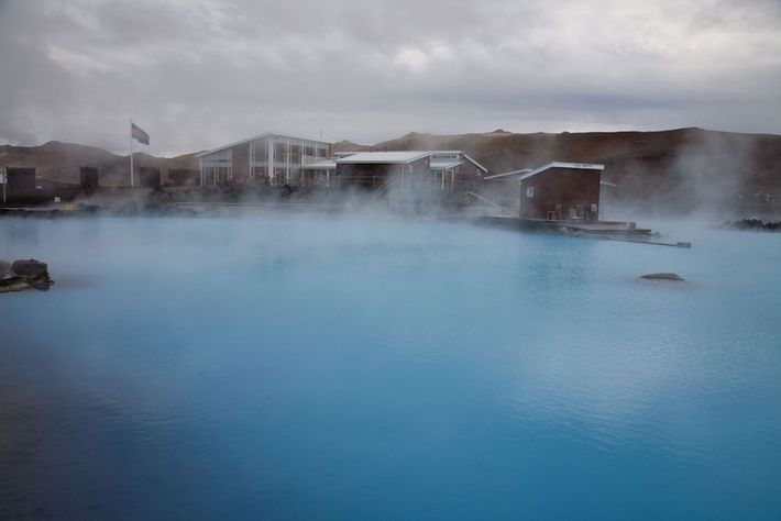 The thermal baths of the Blue Lagoon are one of Iceland's hottest destination. Venture off the ...