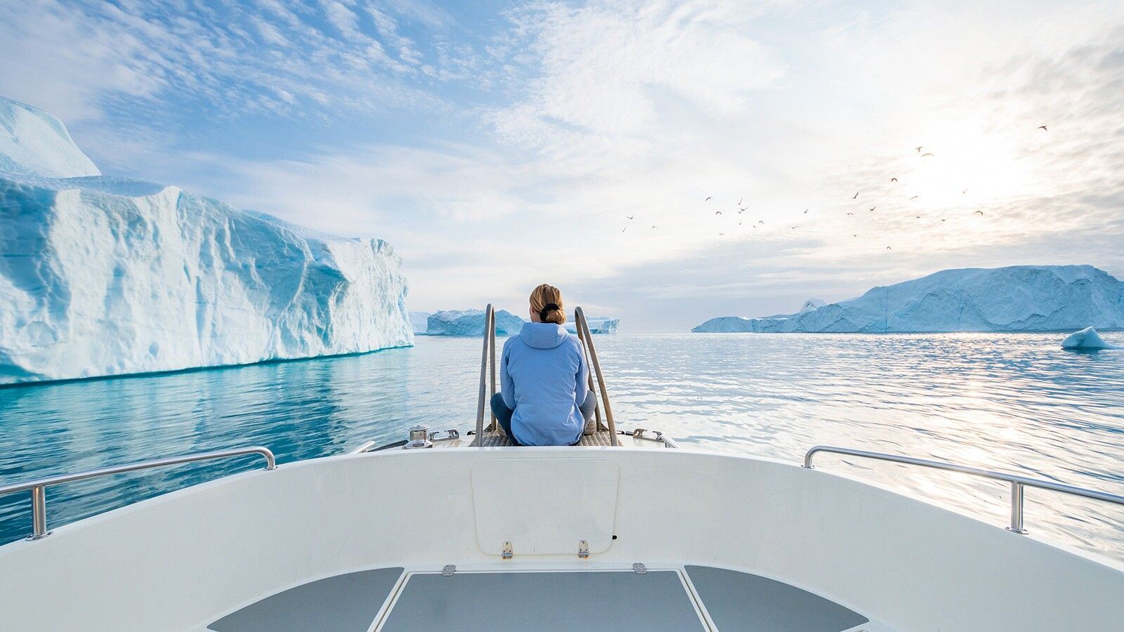 An arcticrealm of ice and rugged peaks, Greenland is one of the last wild corners of ...