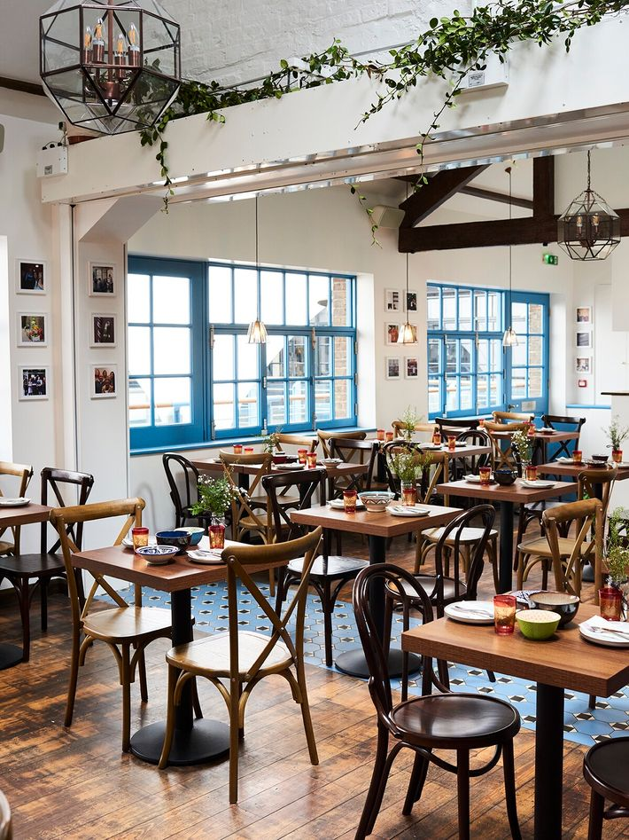 Having run some hugely successful pop-ups, Imad Alarnab is set to open his first permanent restaurant in Kingly ...
