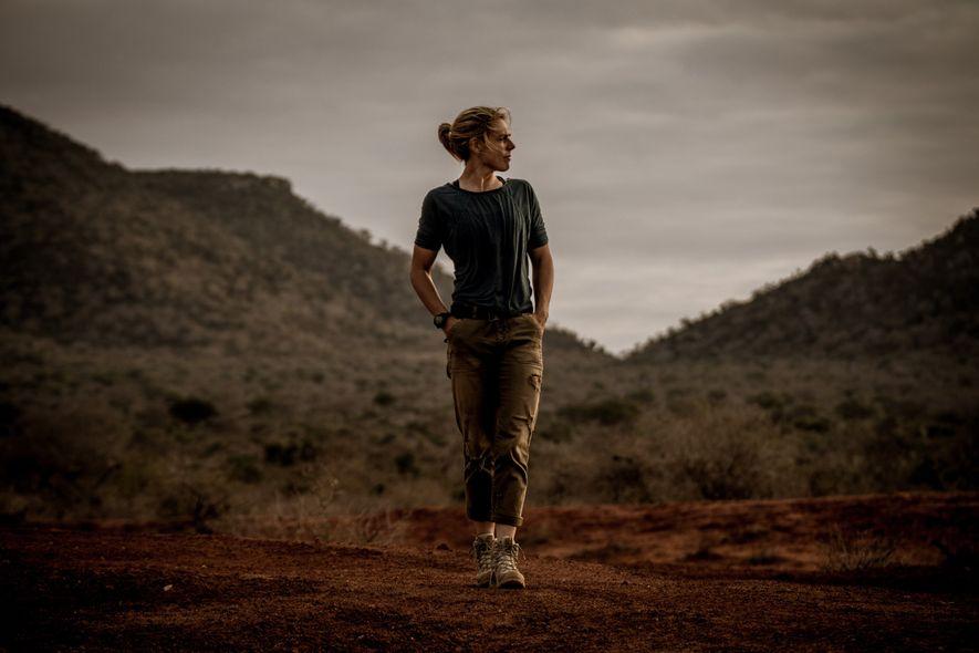 Women of Impact: Megan Hine, survivalist
