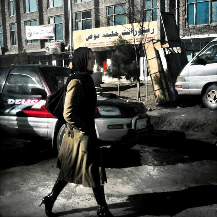 Afghan women in big cities have enjoyed dramatic gains in rights and freedoms over the past ...