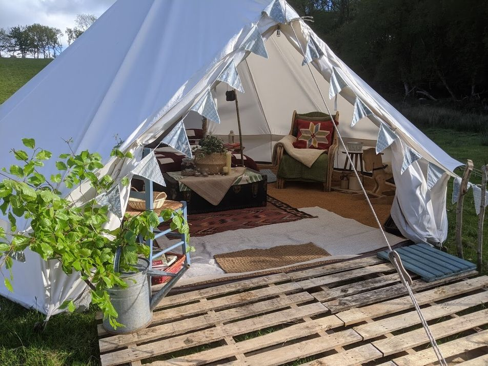 Family glamping: 13 incredible stays in England and Wales