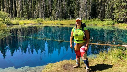 Meet the adventurer: hiking advocate Jenny Bruso on making the outdoors accessible to all