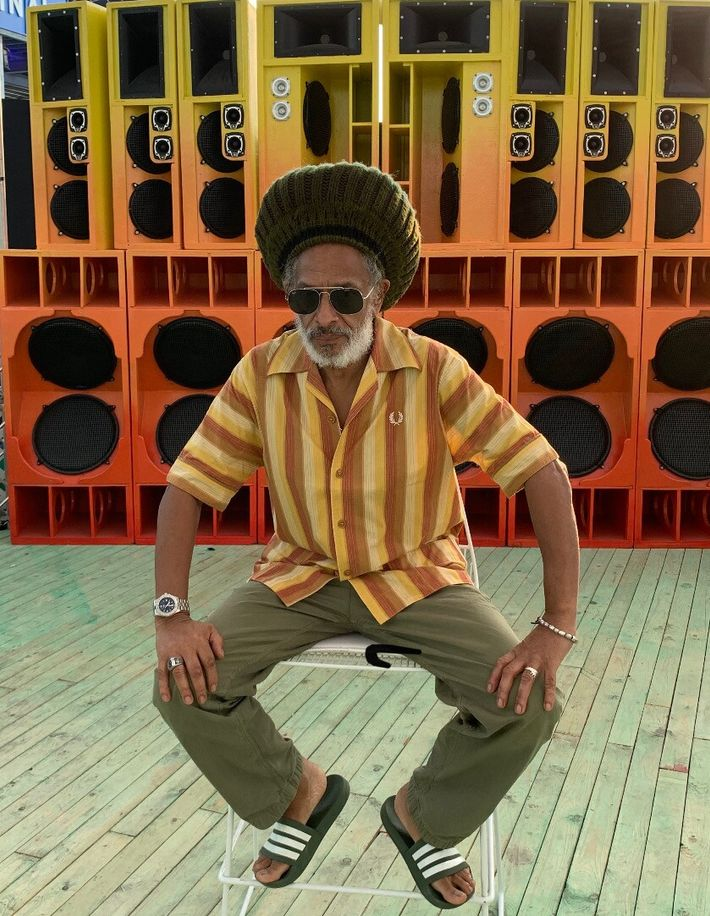 Don Letts will be giving readings from his new book, There and Black Again,in the UK ...