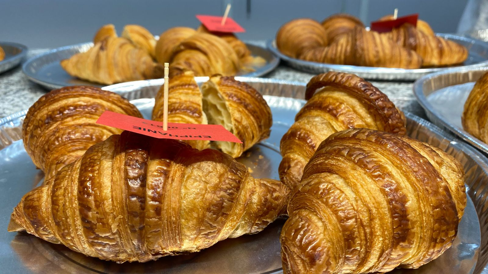 In Paris, theage-old tradition of croissant-judging is upheld in the most serious terms: jury members for ...