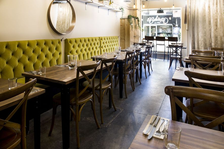 Route turns out masterful small plates at the hand of former MasterChef: The Professionals finalist John ...
