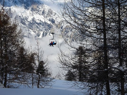 Top 10 ski villages in the Alps for families