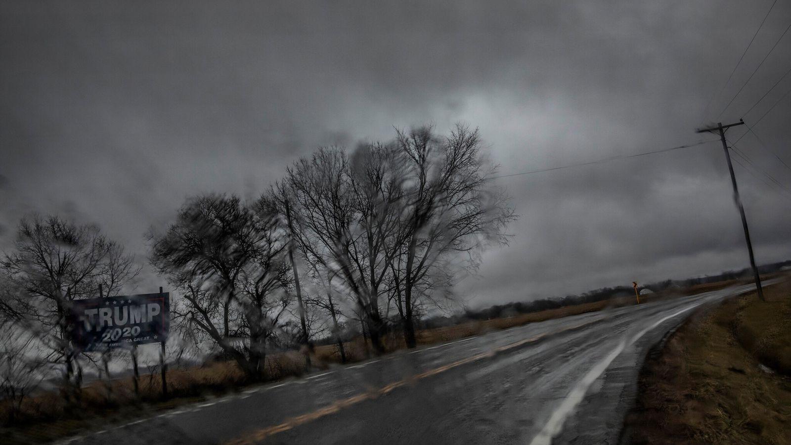 Near Edison, Ohio