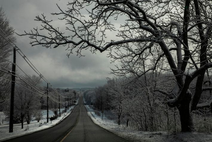 Near Indian Lake, Pennsylvania