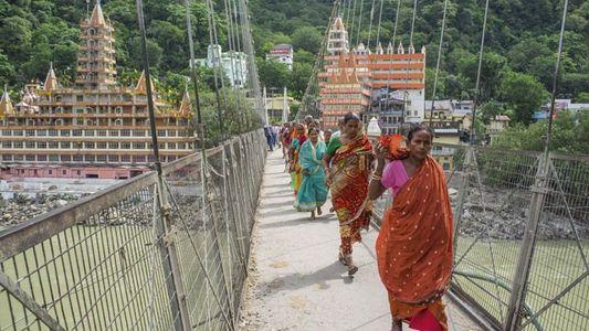 India: Spirited away