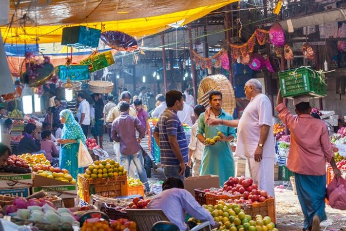 Crawford Market, Mumbai.