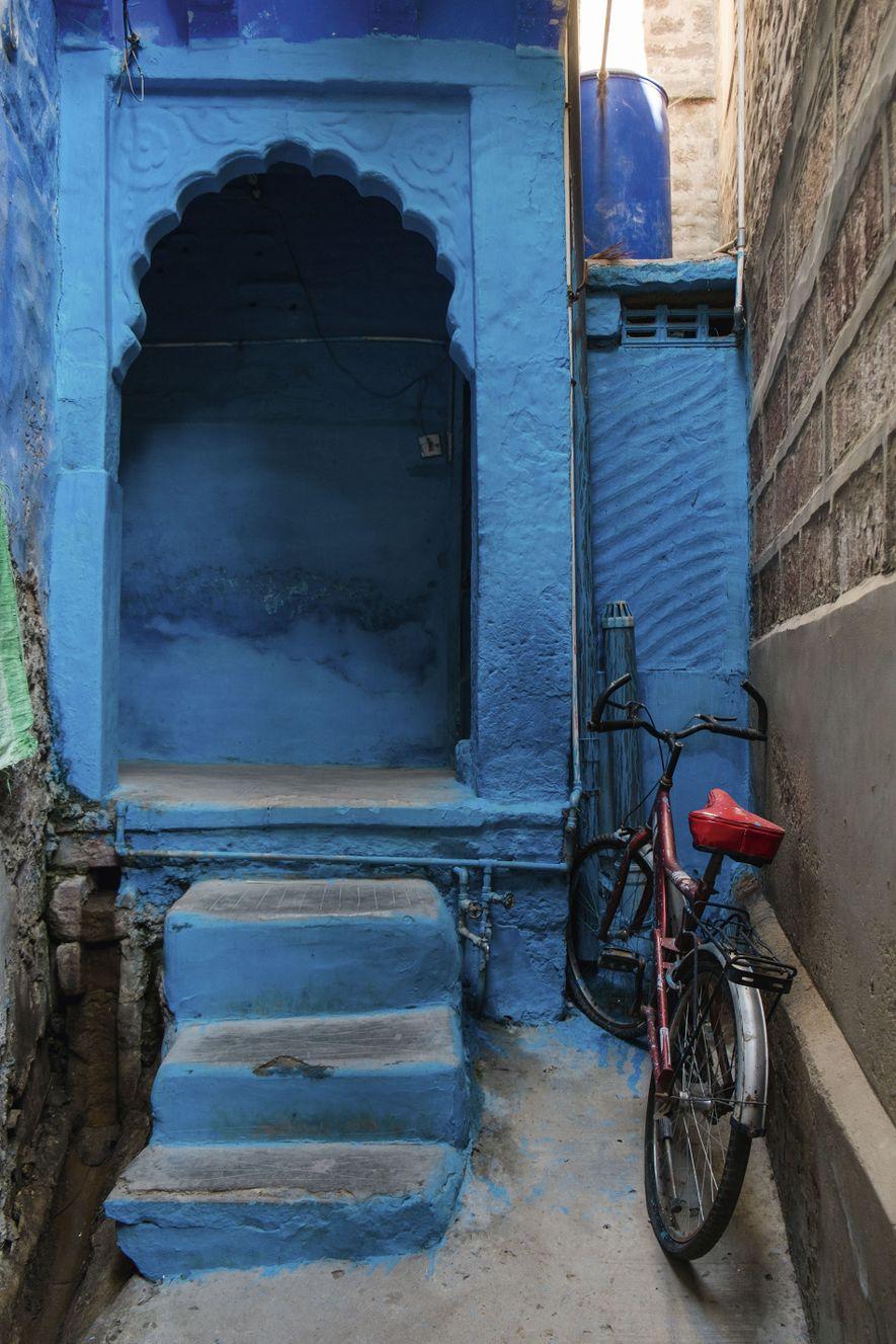 Old Town doorway.