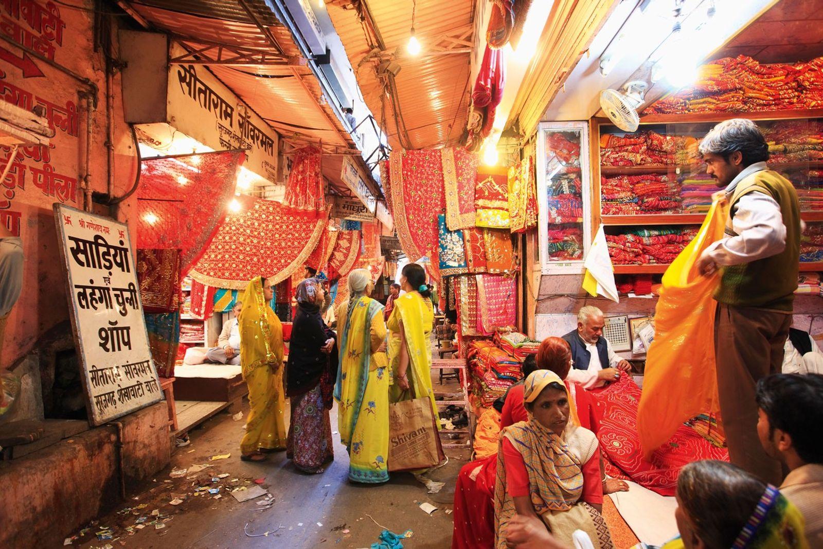 Rite of passage to India