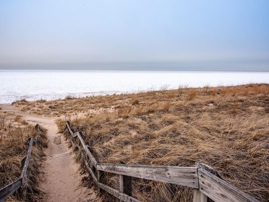See soaring sand dunes in America's newest national park