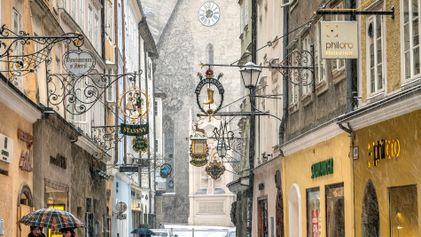The inside guide to Salzburg for skiers