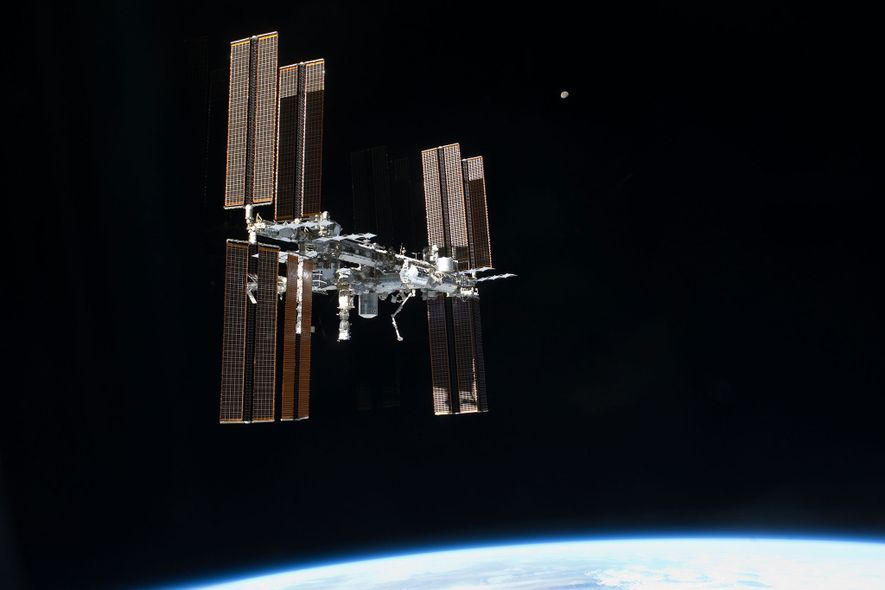 Bacteria on Space Station Probably From Humans Not Aliens