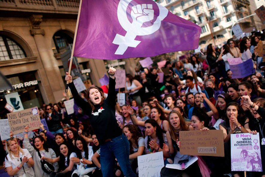 The roots of International Women's Day are more radical than you think