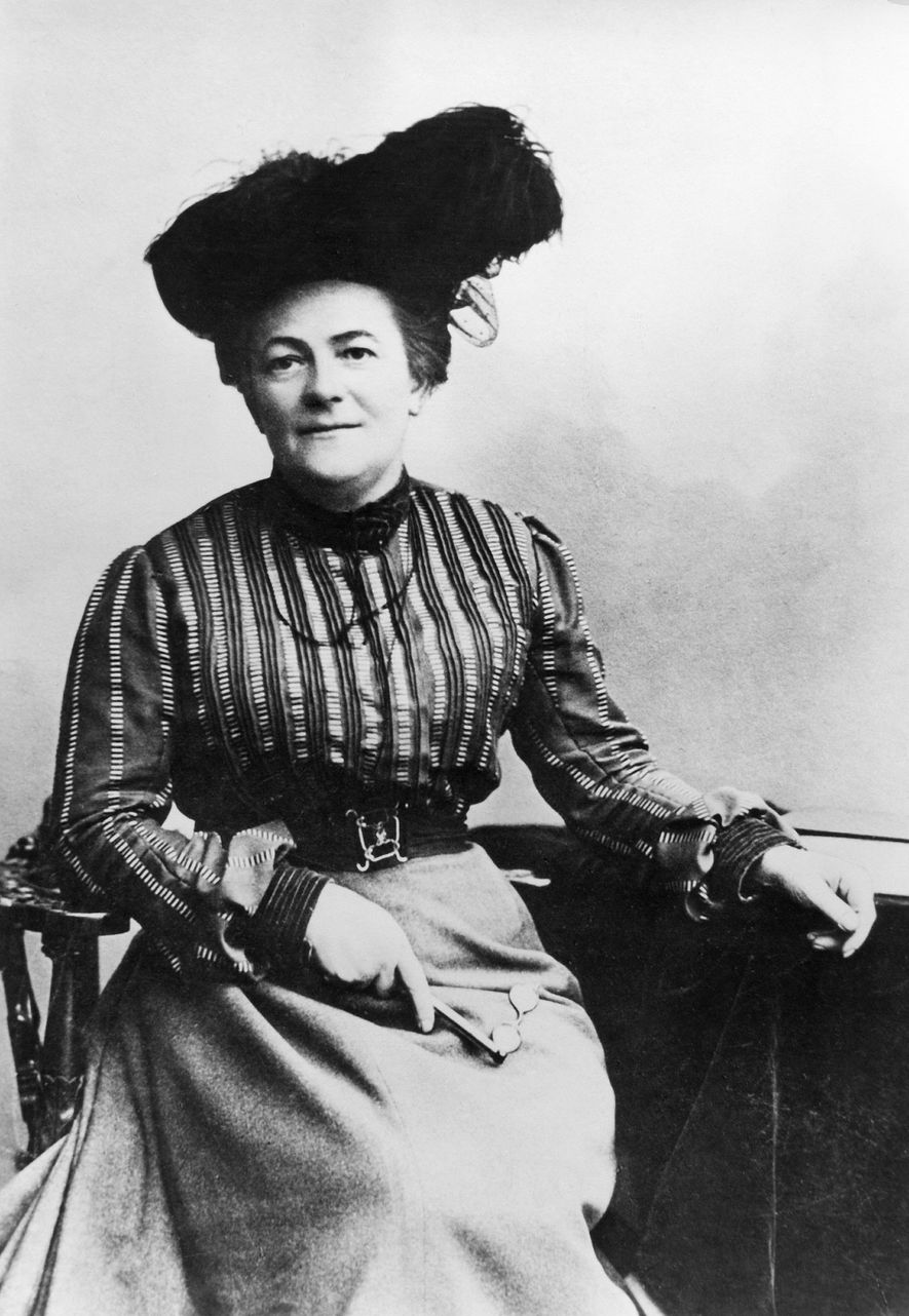 Socialist Clara Zetkin advocated for women's rights and universal suffrage in Germany starting in the 1870s. ...