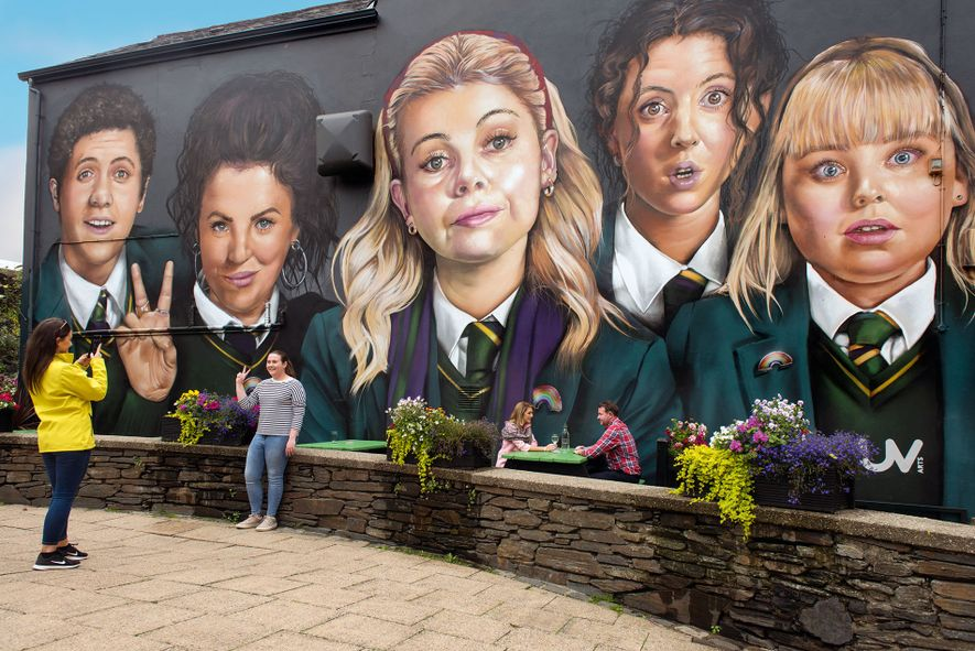 Paint the town: exploring the new arts scene in Derry