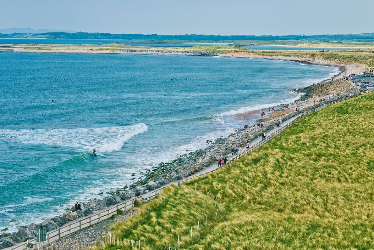 Surfing, sailing and seaweed spas: the pull of the ocean in Country Sligo