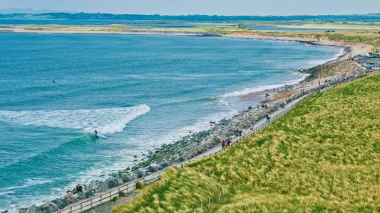 Surfing, sailing and seaweed spas: the pull of the ocean in County Sligo