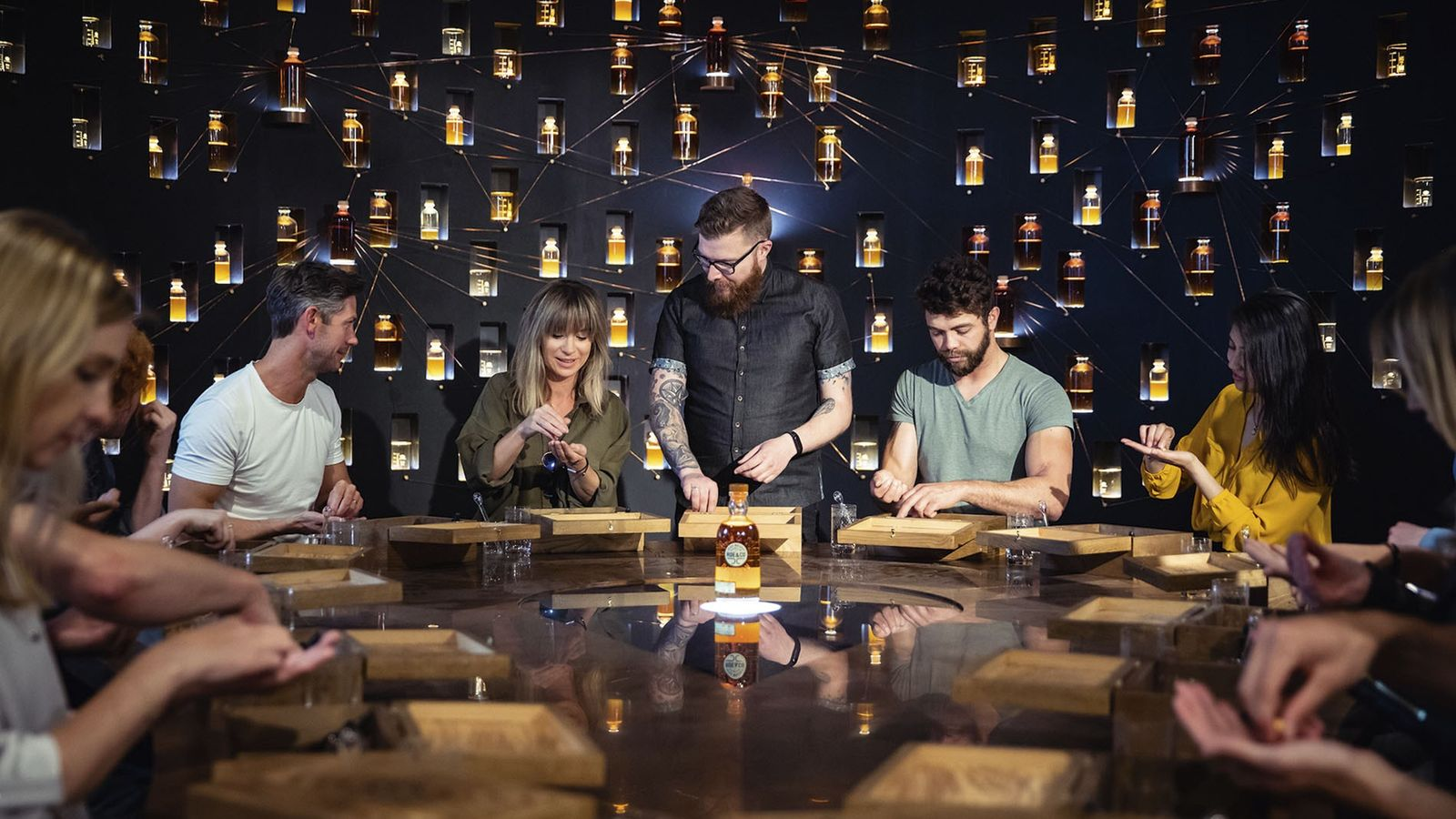 A tasting tour at Roe & Co distillery in the historic The Liberties neighbourhood in Dublin